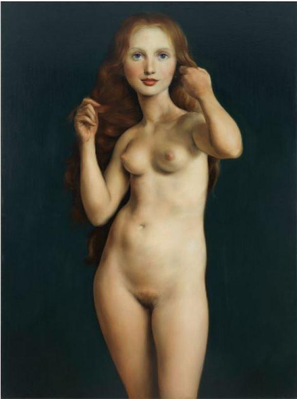 currin desnudo