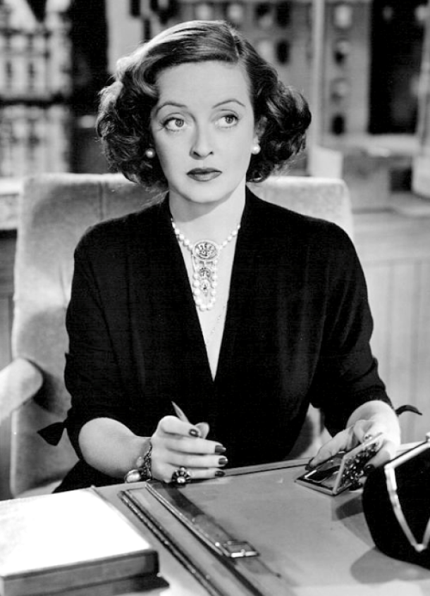 Bette Davis june bride