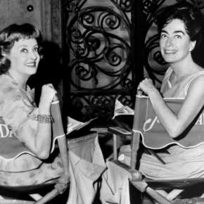 Bette Davis: historia de una mirada (IV)