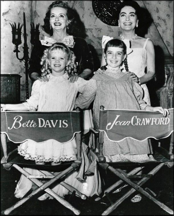 Bette Davis niñas