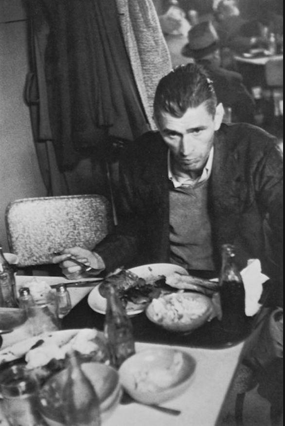 44 Robert Frank Cafetería. San Francisco