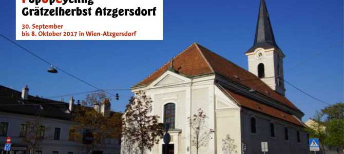 LineaVerde am Grätzelherbst Atzgersdorf – Samstag, 30.9.2017
