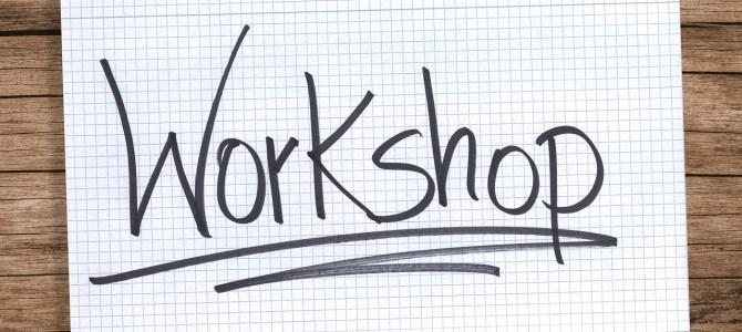 NEU: Veranstaltungskalender und Workshops