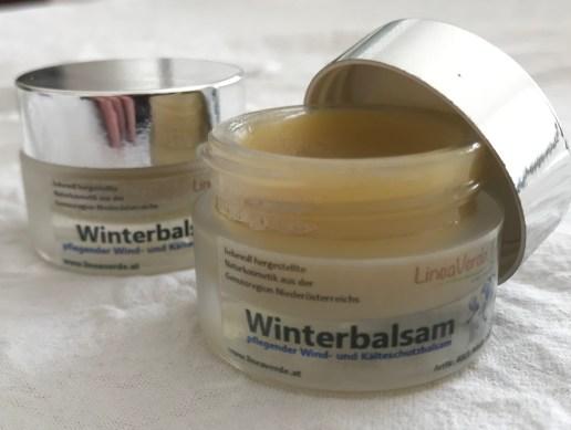 Winterbalsam der Winterschutz für Dein Gesicht und Deine Hände