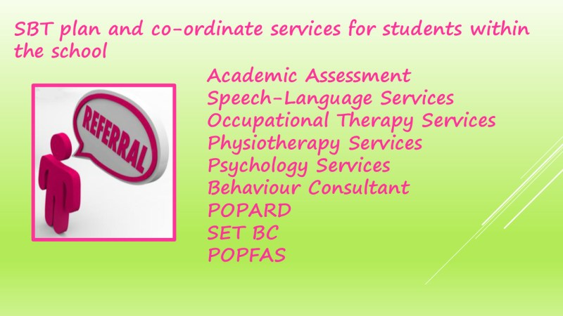 The Process of Psychology Assessments in schools 6