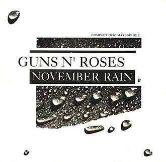 Guns and Roses-November Rain