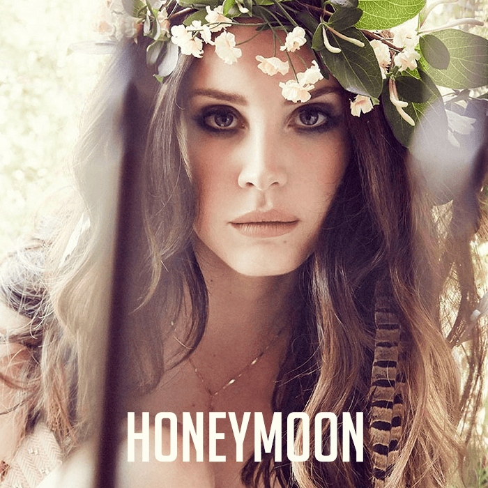 Lana-Del-Rey-honey-moon