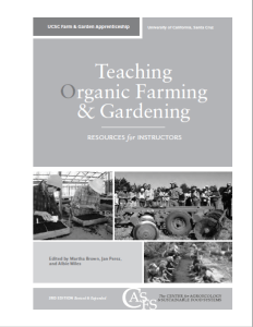 Teaching Organic Farming & Gardening Ebook