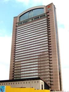 京阪ユニバーサルタワー