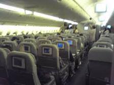 飛行機内での気になるあれこれ