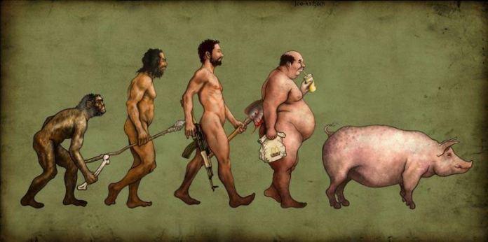 Η εξέλιξη του ανθρώπου21