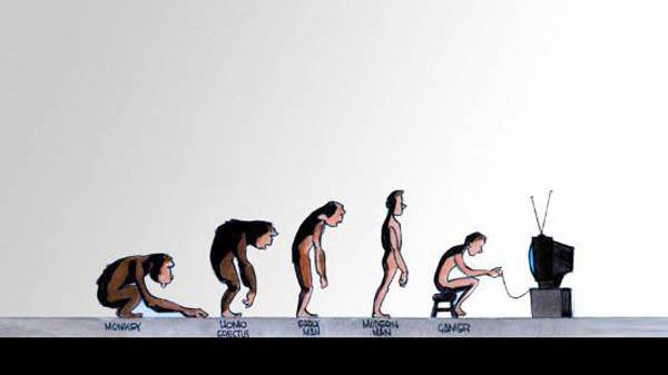 Η εξέλιξη του ανθρώπου8