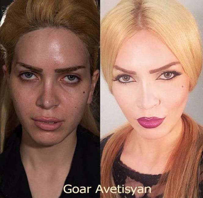 μεταμορφώσεις με μακιγιάζ2
