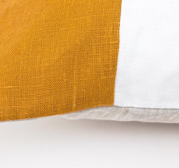 mustar plain geometric linen and stripes2