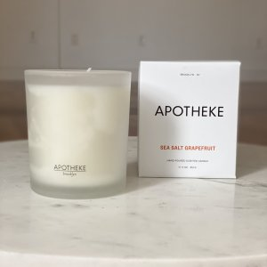 Apotheke - Charcoal Signature Candle 11oz