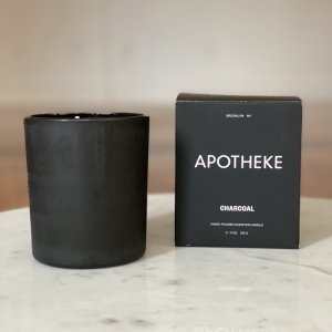 Apotheke - Charcoal Signature Candle 11oz