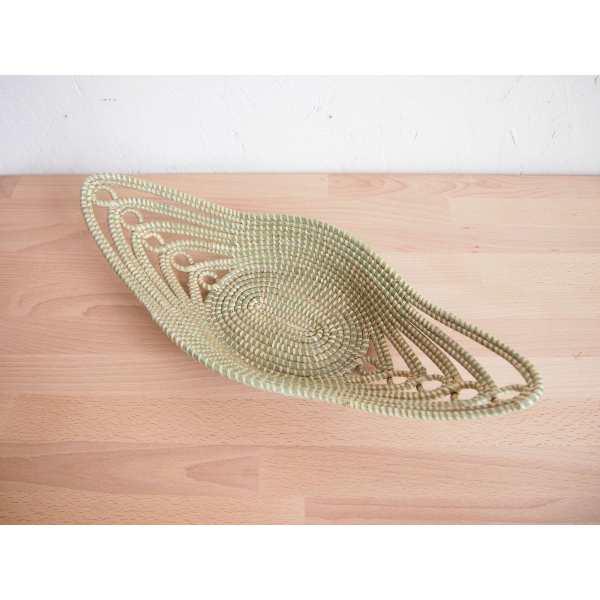 Amsha - Tano Sweetgrass Basket