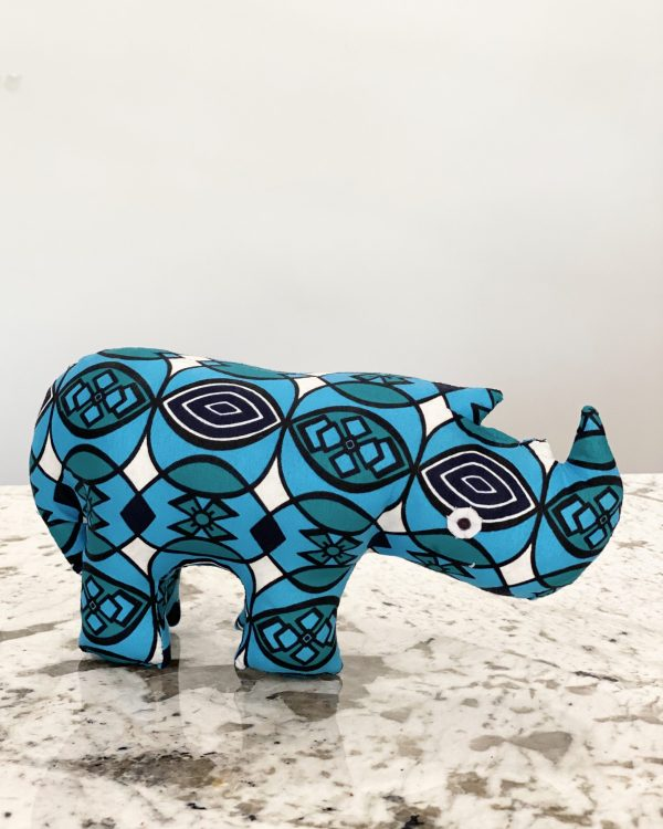 Amsha - Safari Animals: Rhino