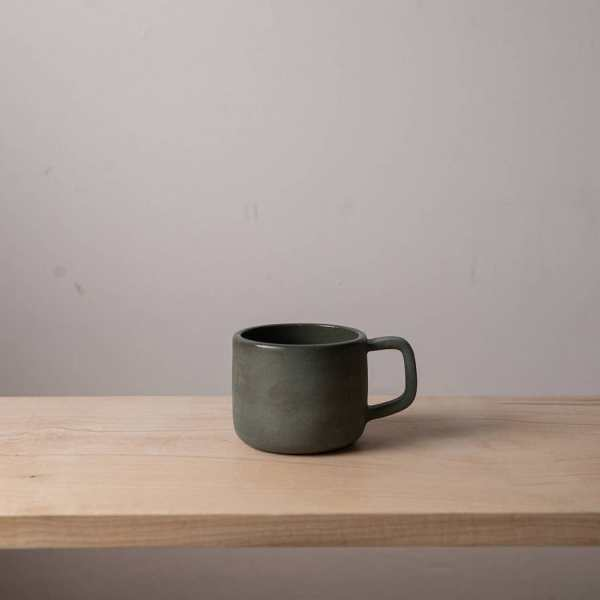 L'Impatience - 8oz Cup - Grey