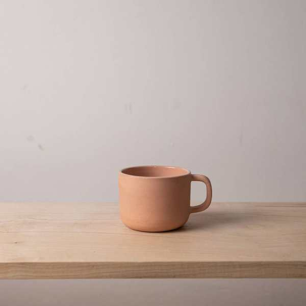 L'Impatience - 8oz Cup - Coral