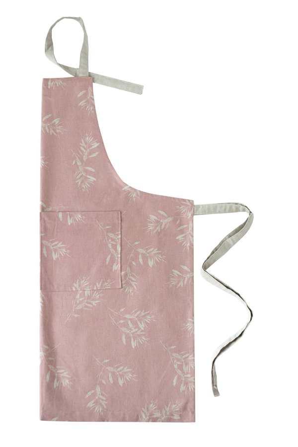 Raine & Humble - Olive Grove Apron Pink
