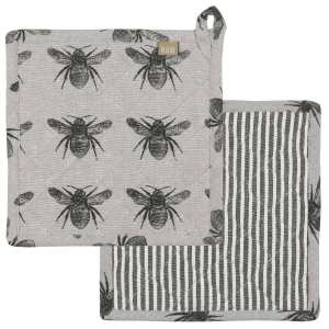 Raine & Humble - Olive Green Honey Bee Trivet