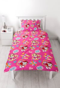 Childrens Characters Single Bed Quilt Duvet Cover ...