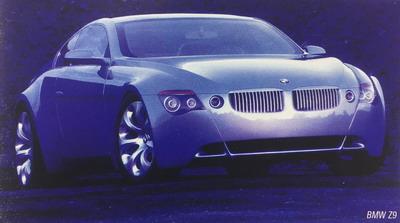 BMW Z9 concept BMW Z9
