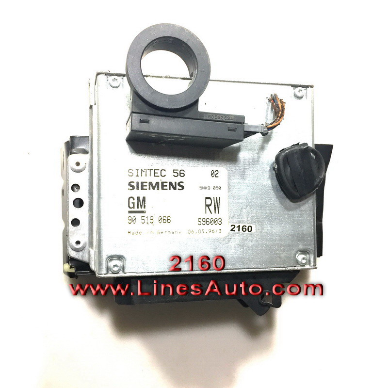 SIMTEC 56 Siemens GM 90519066 RW s96003 Opel Astra f 1.8 16v