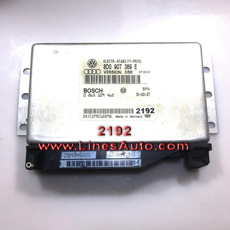 0 265 109 462 ESP Модул за AUDI A4 S4 А6