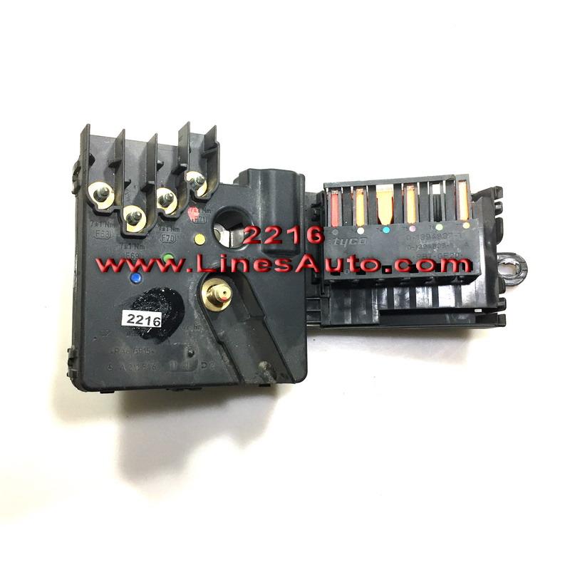 Mercedes Benz E220 W211 Battery Positive Box Fuse A2115461141 2115461141