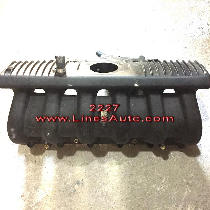 11.61-1703777 Bmw E36 Intake Manifold BJ96 2,0 110KW 206S3