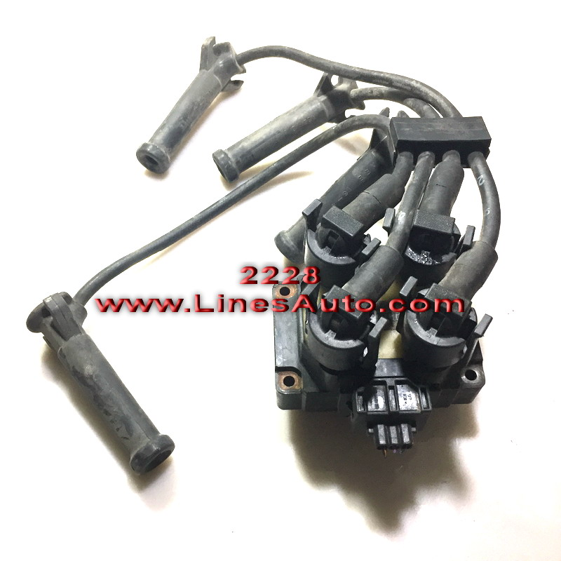 928f-12029-ca Ford Escort mk5 IGNITION COIL