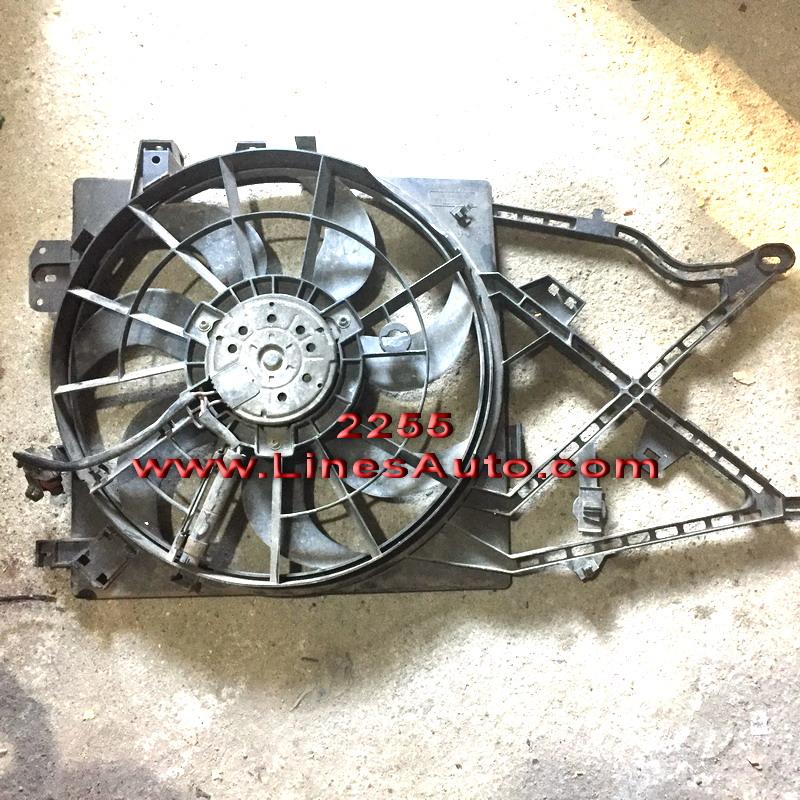 Перка за Охлаждане Opel Vectra B 0130303821 Bosch