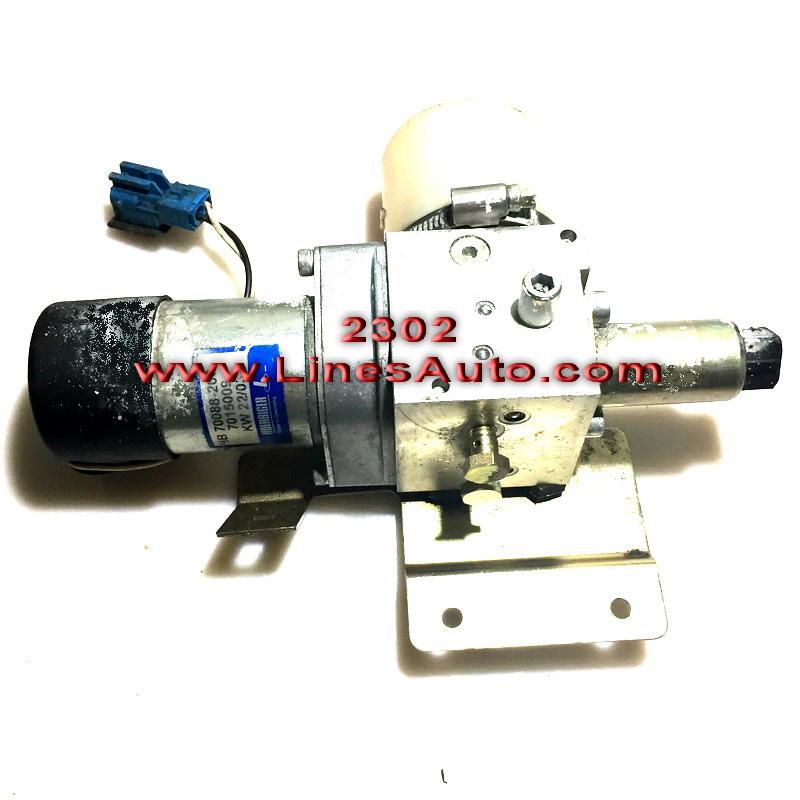 Мотор Багажник BMW E65 E66 HB 70088-200 7015009 hidravliqna pompa avtomatichno otvarqne