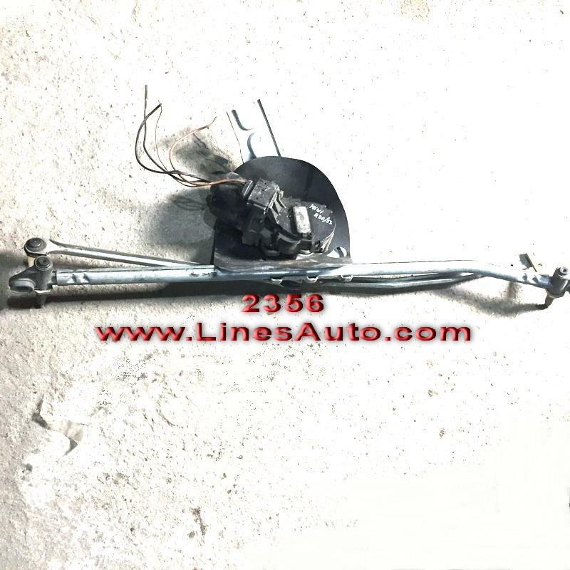 Моторче с Механизъм Чистачки за MINI COOPER R53 R50