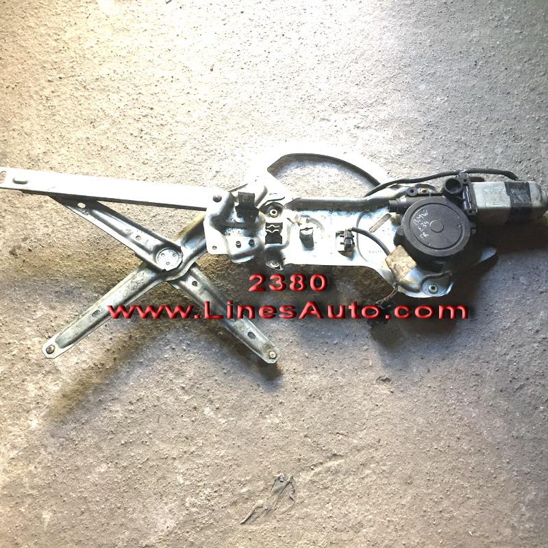 Механизъм стъкло за БМВ Е34 5 серия