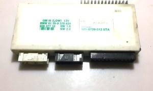 60837710 komfort modul za bmw e39 e38