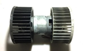 bmw e46 fan radiator