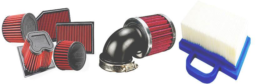 Въздушен филтър за автомобил