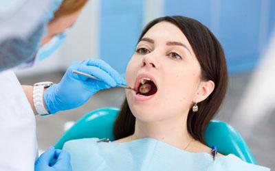 의사 권장 사항 - 치과 미소 라인
