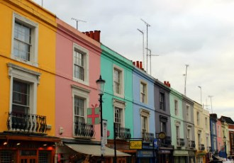 Notting Hill: Portobello Road
