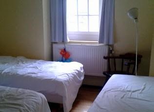 Brussels: Sleephere Hostel