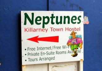 Killarney: Neptunes Town Hostel