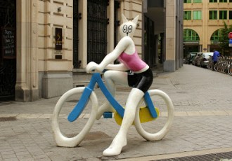 Brussels: Alternative art