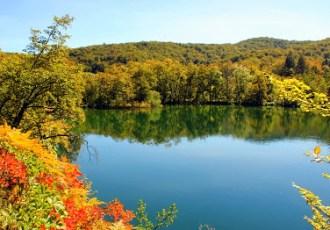 Plitvice National Park: Upper lakes
