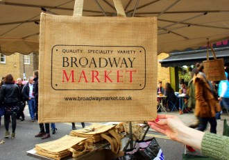 London: Broadway Market