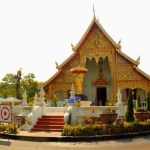 January motivation: Wat Phra Singh
