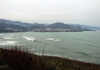 An ode to the sea at Bermeo