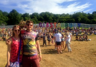 Memories from my first Glastonbury